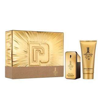 Paco Rabanne  Paco Rabanne 1 Million Eau De Toilette Set