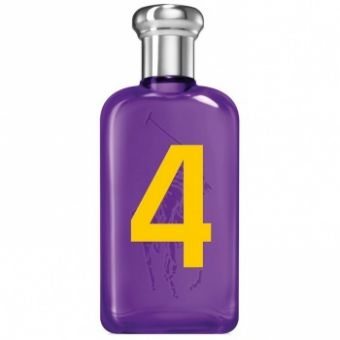Ralph Lauren Ralph Lauren Big Pony Woman Purple No 4 Eau de Toilette