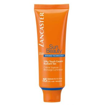 Lancaster Lancaster Silky Sun Beauty Touch Cream Spf15 Radiant Tan