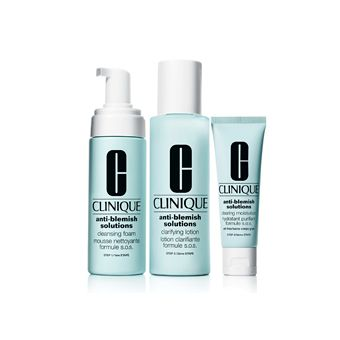 Clinique Clinique Anti-Blemish Solutions Clear Skin System Starter Kit