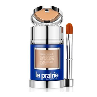 La Prairie Switzerland La Prairie Skin Caviar - Golden Beige Concealer Foundation SPF15  Sunscreen