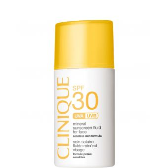 Clinique Clinique Mineral Sunscreen SPF 30 Fluid For Face