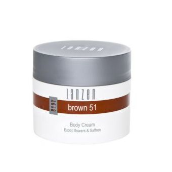 Janzen Janzen Brown 51 Body Cream
