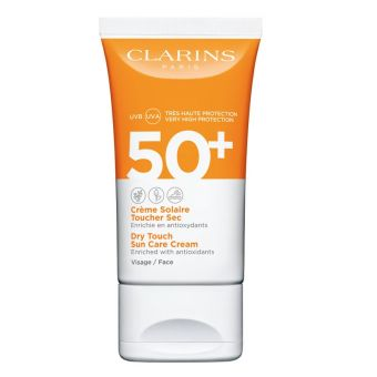 Clarins Clarins Dry Touch Sun Care Cream Face SPF50+