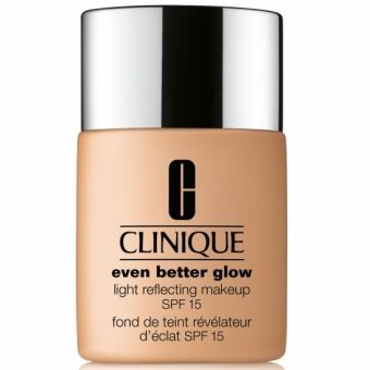 Clinique Clinique Even Better Glow Foundation Light Reflecting SPF15 58 Honey Glow