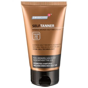 Swisscare Swisscare Selftanner Thicker Skin Type - Intense Bronze Self Tan Cream