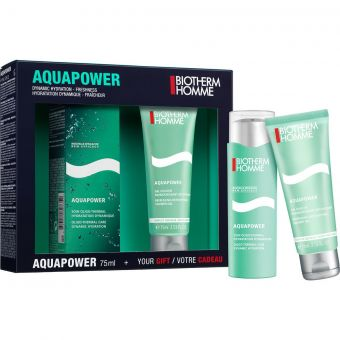 Biotherm Homme Biotherm Homme Aquapower Dynamic Hydratation Set