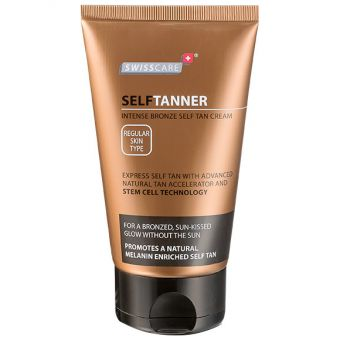 Swisscare Swisscare Selftanner Regular Skin Type - Intense Bronze Self Tan Cream