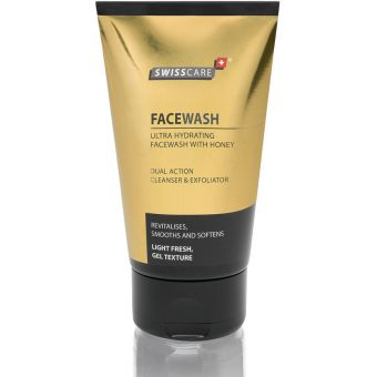 Swisscare Swisscare Facewash Ultra Hydrating Dual Action