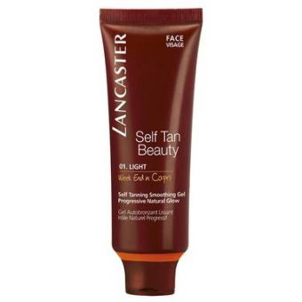 Lancaster Lancaster Self Tan Beauty - 01 Light Weekend in Capri Tannining Smoothing Gel