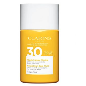 Clarins Clarins Mineral Sun Care Fluid SPF30
