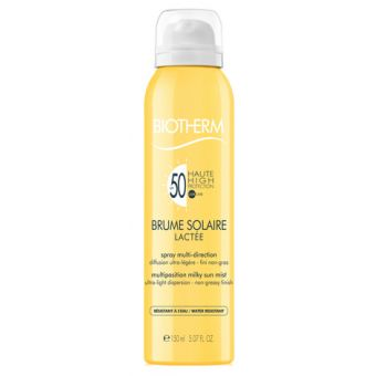 Biotherm Biotherm Brume Solaire Spf 50 Spray Lactee
