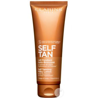 Clarins Clarins Self Tan Milky Lotion Face & Body